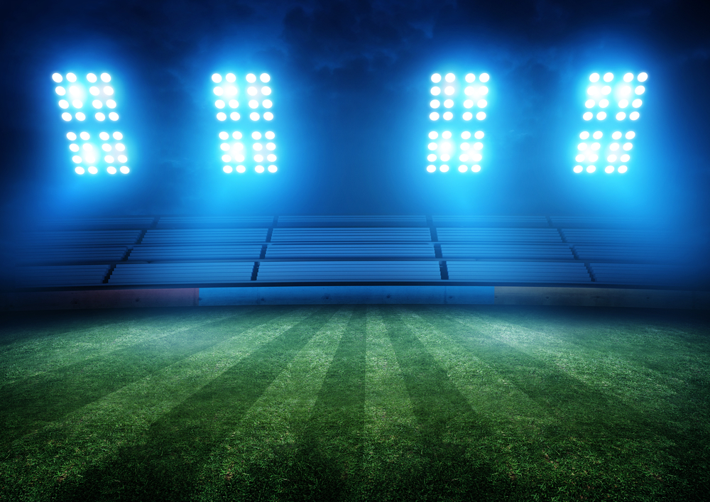 LED Lighting Changes The Way We See Sports