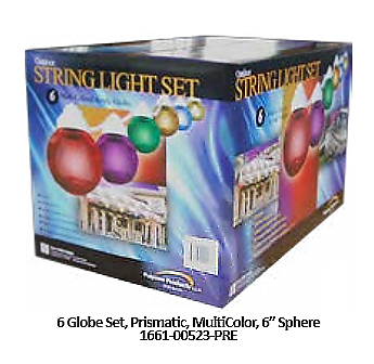 decorated string light packaging at diffuser specialist .com