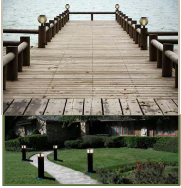 outdoor post lighting at diffuser specialist .com