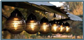 outdoor stringlights at diffuser specialist .com
