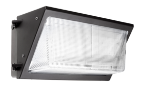 Large LED Wall Pack Lighting Luminaire